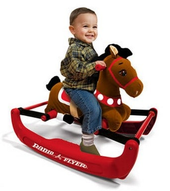 Radio Flyer Pony