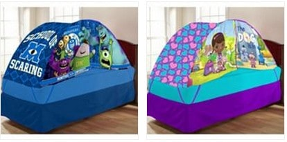 & Disney Bed Tents just $13.59 (reg $24.99)