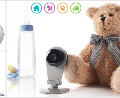 Holiday Gift Idea: Dropcam, The Next Generation in Home Security and Video Baby Monitors