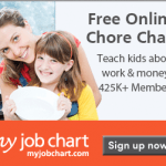 FREE Online Kids Chore Chart: Track Chores and Earn Free Rewards (Toys, Movies, Video Games)