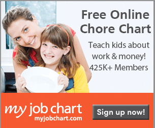 FREE Online Chore Chart for Kids: Track Chores and Earn Free Rewards (Toys, Movies, Video Games)