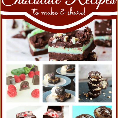 Homemade Candy Recipes: 10 Delicious and Gift-Worthy Chocolate Recipes!