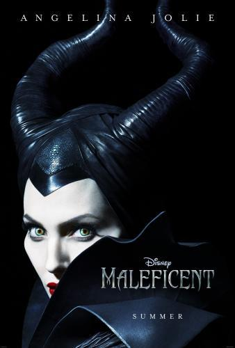 maleficient movie poster