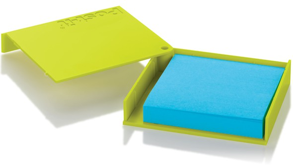 Post-It Color Block Note Holder