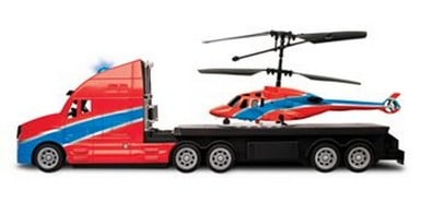 Propel Toys Remote-Controlled Truck & Helicopter just $23.99 (reg $79.99)