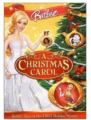 Barbie Christmas DVD