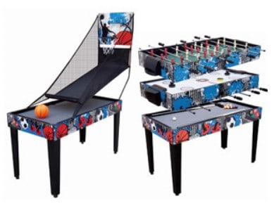 Medal sports 48 4 in 1 combo table just 89 free for 12 in 1 combination table