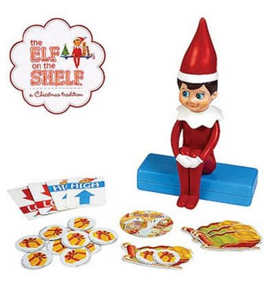 Elf on a Shelf Game