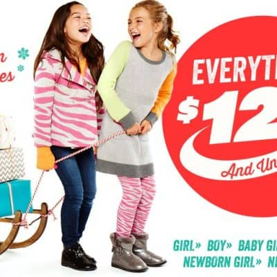 Crazy8: Everything $12.99 or Under!