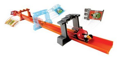 Angry Birds Track