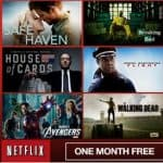 FREE Month Trial of Netflix: Watch Movies Anywhere, Anytime!