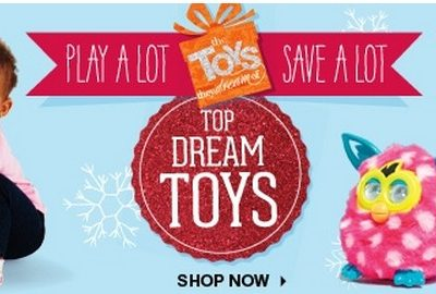 Kohls.com: Great Toy Deals, Kohls Cash + FREE Shipping by Christmas!