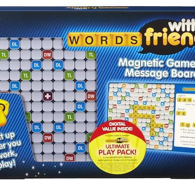 Words With Friends Magnetic Boards