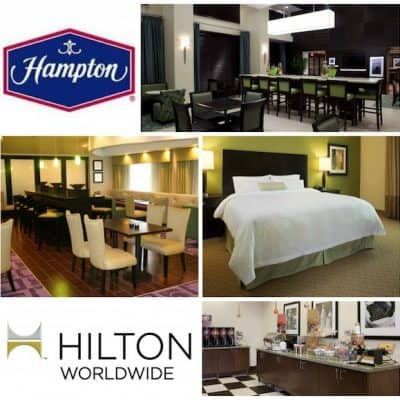 Travel Giveaway: Host Happier Holidays with Hampton Hotels! #HamptonHoliday