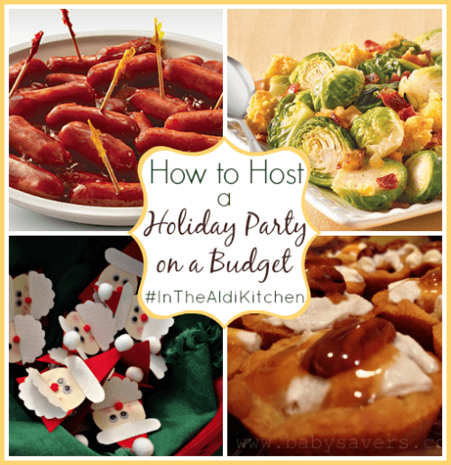 Holiday Party on a Budget
