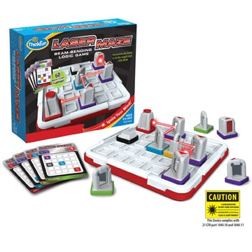 Holiday Gift Idea: Laser Maze Logic Game