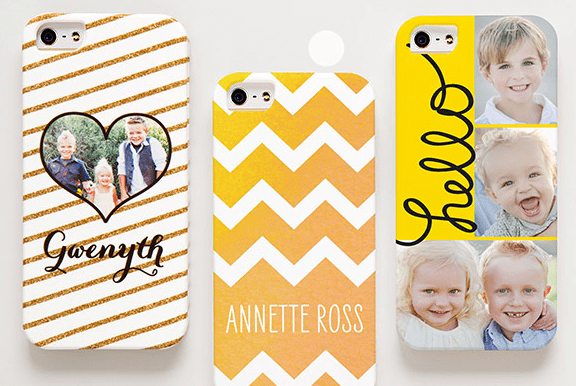 tiny prints custom phone cases