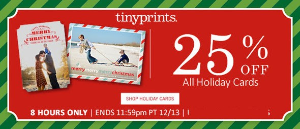 1121 Only FREE Customized Birthday Card from TinyPrints with – Tiny Prints Birthday Cards