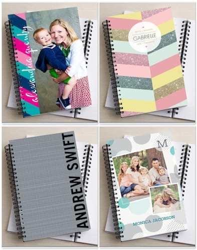 Tinyprints custom notebooks