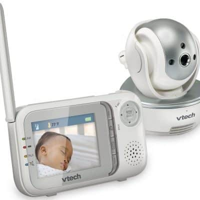 Vtech Safe and Sound Pan and Tilt Full Color Video Monitor Review