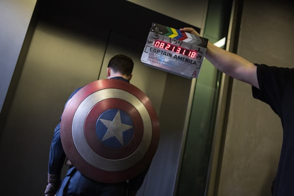 Captain America's Real Shield