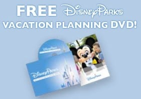Disney Vacation DVD