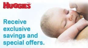Huggies New Mom Club: Exclusive Coupons + More!