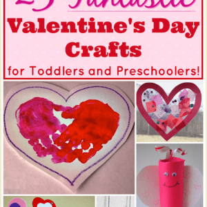 Valentine crafts for preschoolers