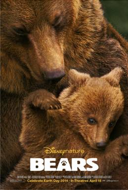 disneynature bears poster