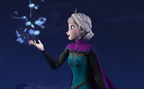 Elsa let it go