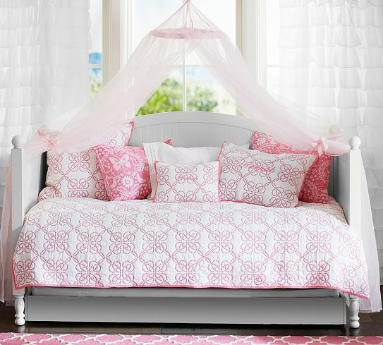 pottery barn pink canopy & Pottery Barn Kids: MLK Weekend Sale with up to 60% Savings!