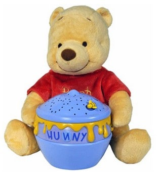 Winnie the Pooh Soother