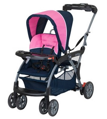 Baby Trend Sit N Stand Deluxe Stroller Just 89 Free