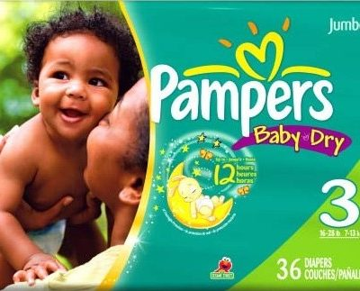 New Pampers Coupons!