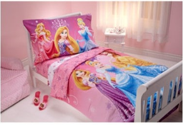 disney princess bed set