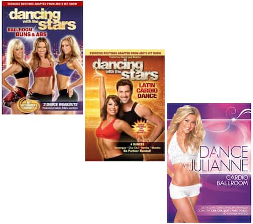 Dancing with the Stars Exercise DVD