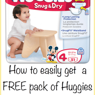 How to get FREE Huggies