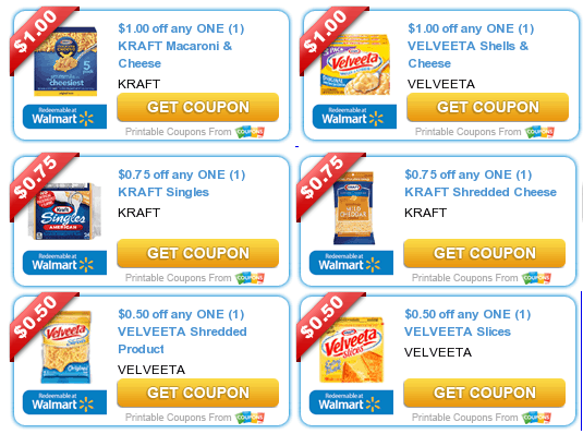 Kraft printable coupons 2019