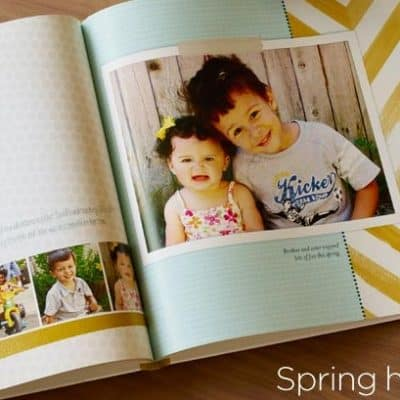 Shutterfly Promo Code: FREE 8×8 Photo Book! Last Day