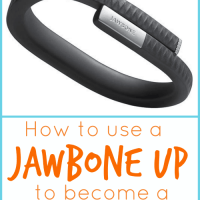 How to Use the Jawbone Up Sleep Tracking Feature to Develop Healthier Habits