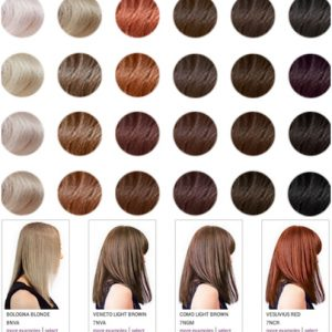 Madison Reed Hair Color reviews Chart