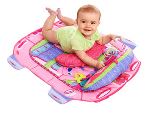 Bright Starts Tummy Cruiser Prop And Play Mat Just 19