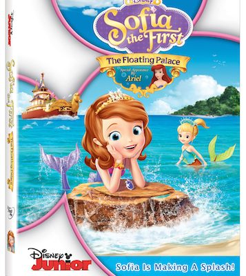 Sofia the First the Floating Palace Revew
