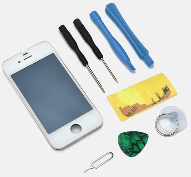cheapest iphone glass replacement kit