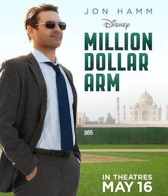 New Clips for Disney's Million Dollar Arm! #MillionDollarArmEvent #MillionDollarArm