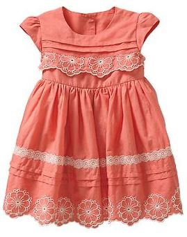 oldnavy orange dress2