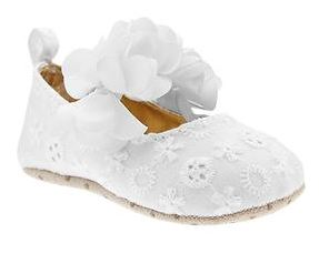oldnavy white shoes