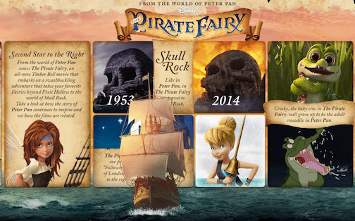 Pirate Fairy Review