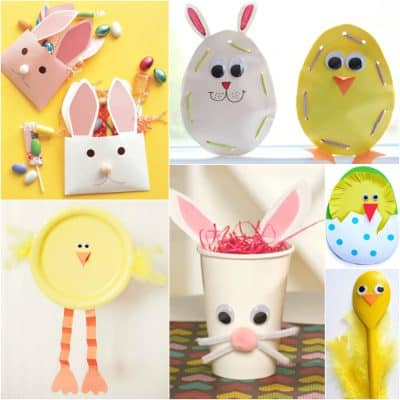 preschool easter crafts