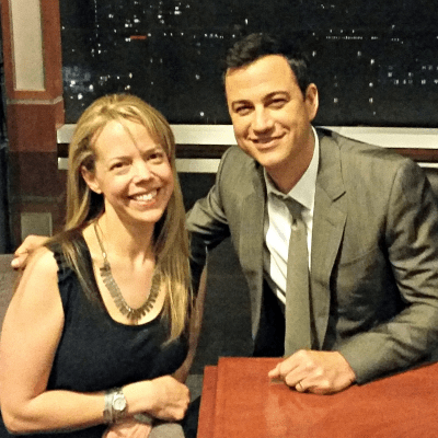 I Met Jimmy Kimmel at Jimmy Kimmel Live in Hollywood!
